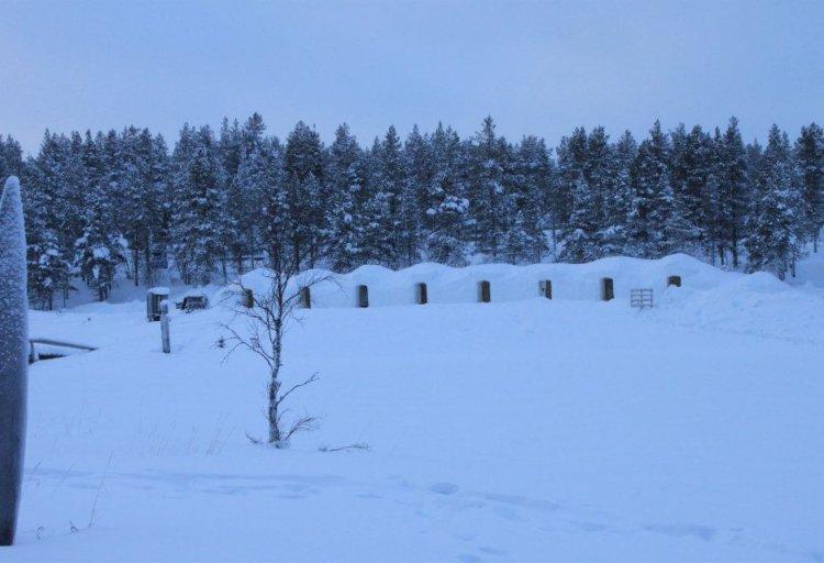 Laponie: des hôtels incroyables et uniques à découvrir