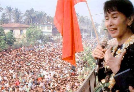 Myanmar-Mademoiselle Voyage-Aung San Suu Kyi