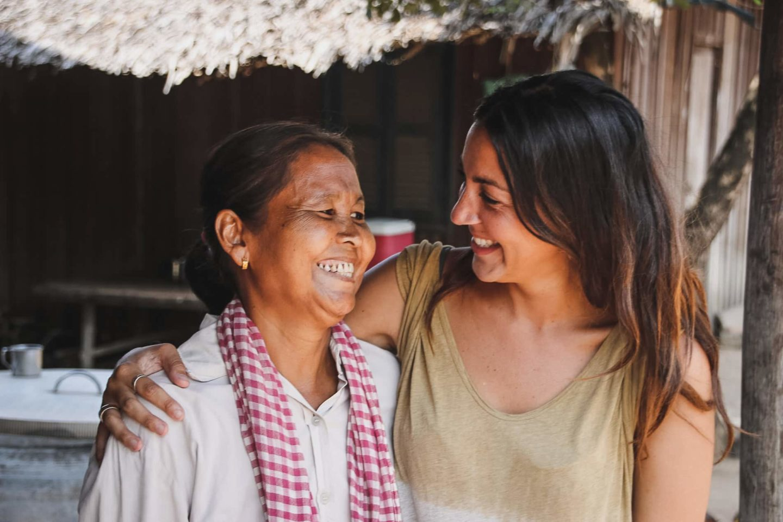 Faites l'expérience d'une nuit chez l'habitant au Cambodge