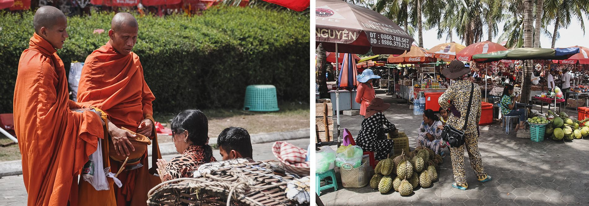 Cambodge | kep | kampot