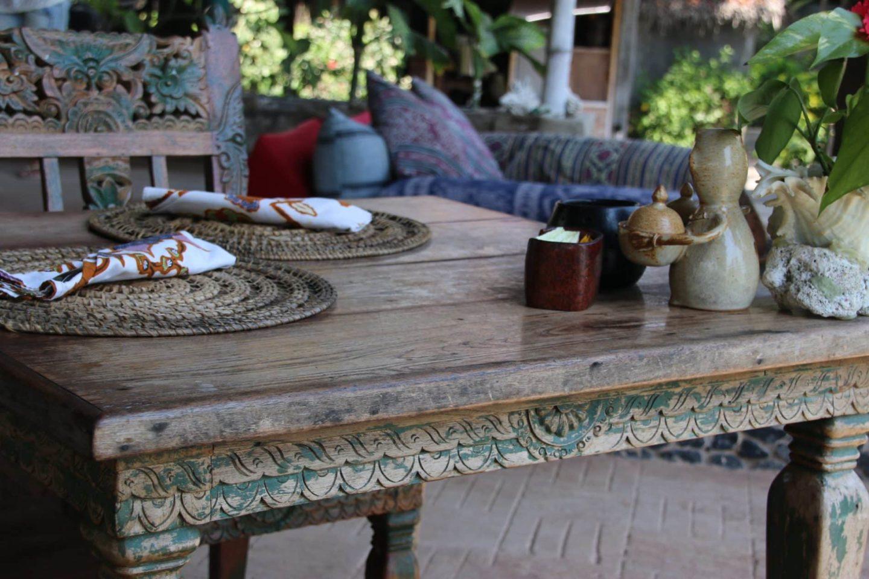 Tugu Hôtel, un palace sur une plage privée de Lombok