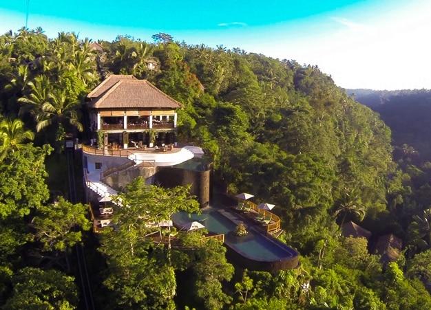 Indonésie_Mademoiselle voyage_Ubud_Hanging gardens _16
