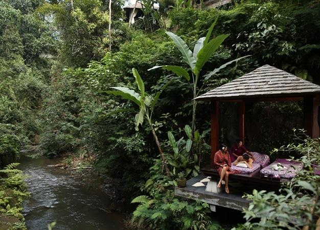 Indonésie_Mademoiselle voyage_Ubud_Hanging gardens _18