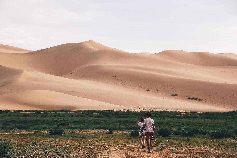 Itinéraire   17 jours entre le désert de Gobi et la vallée de l'Orkhon