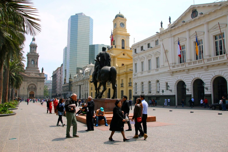 Que voir à Santiago du Chili en deux jours ?