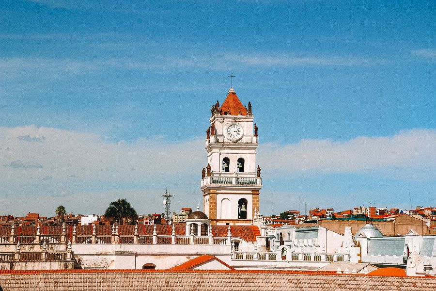 Bolivie: de Potosi en passant par Sucre et La Paz