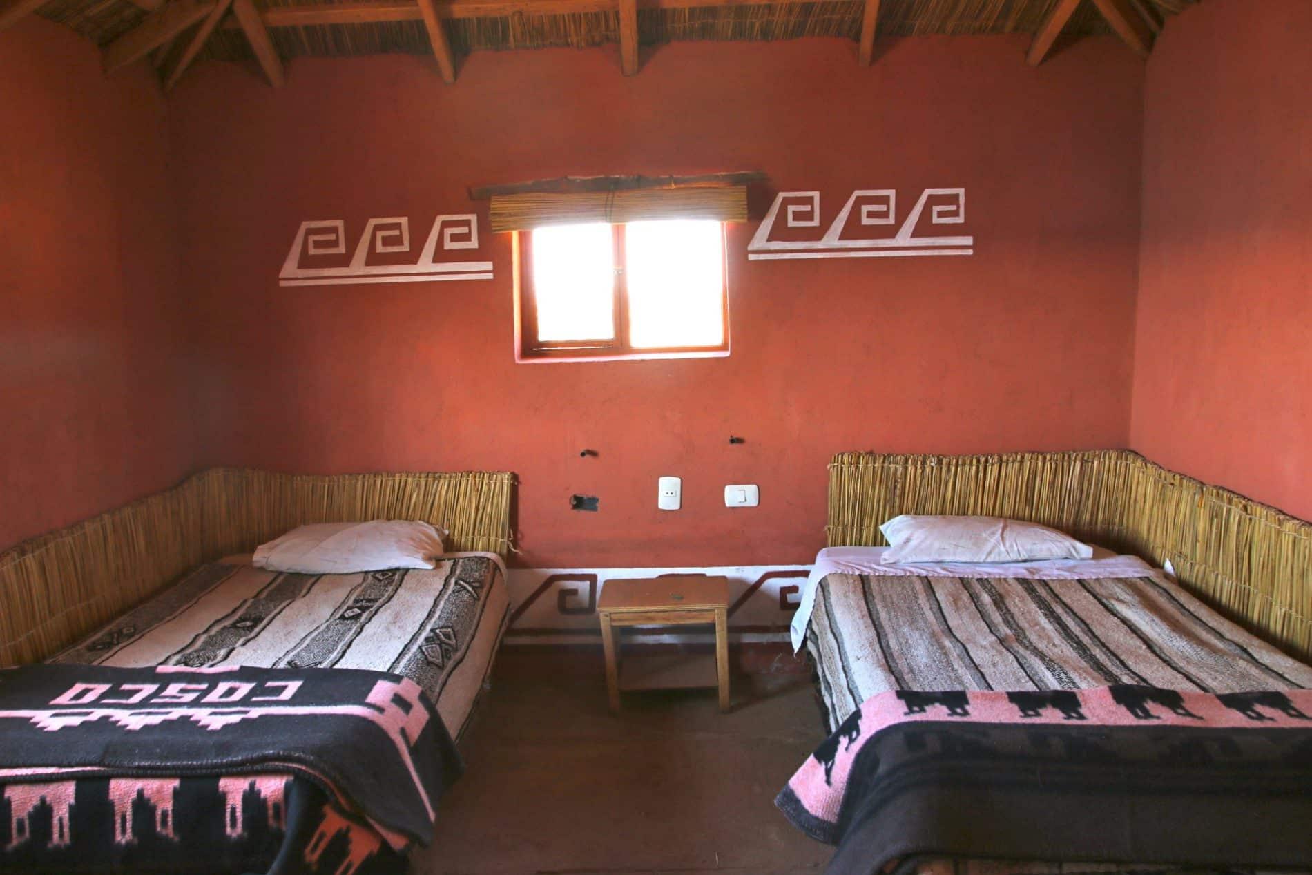 Llachon dormez chez l habitant au bord du lac Titicaca