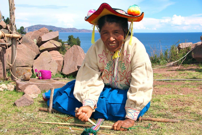 Llachon, dormez chez l'habitant au bord du lac Titicaca