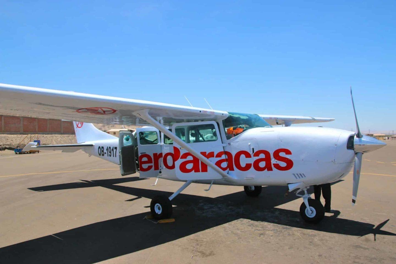 Nazca, survoler en avion ces lignes mystérieuses