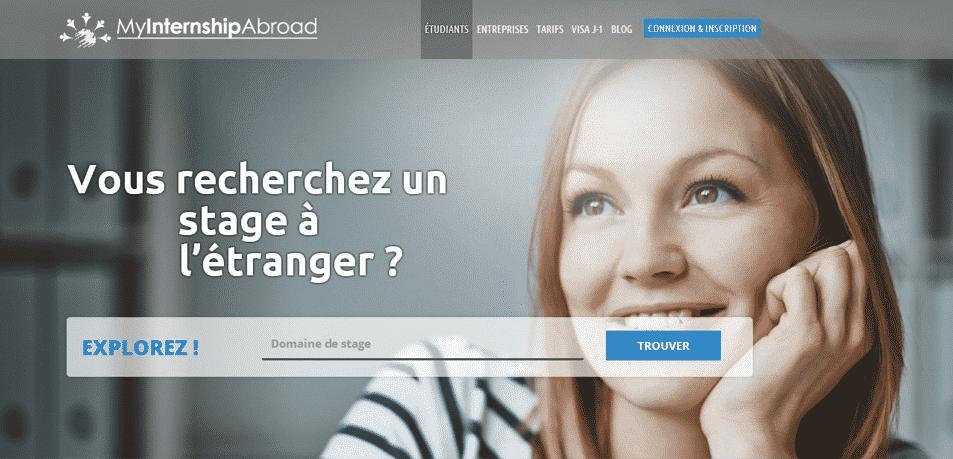 Mademoiselle Voyage-My internship- stage à l'étranger