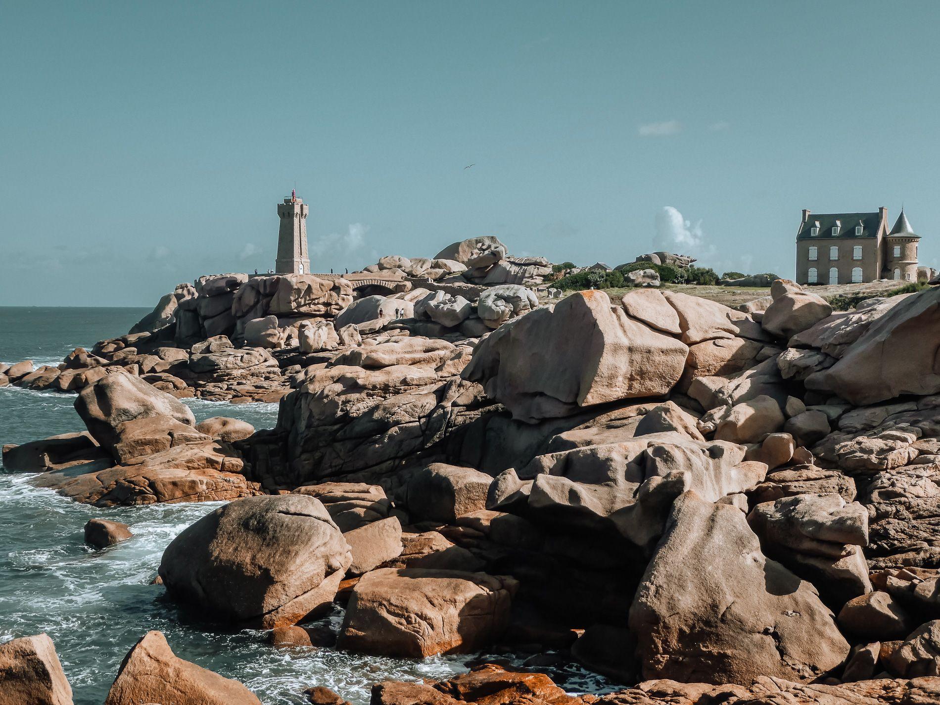 Bretagne - cote de granit rose - conseils - mademoiselle - voyage - blog - ploumanac'h