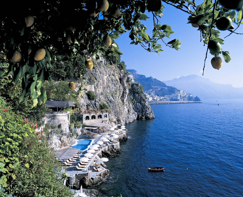 Santa Caterina | Un hôtel luxe à l'italienne de la côte Amalfitaine
