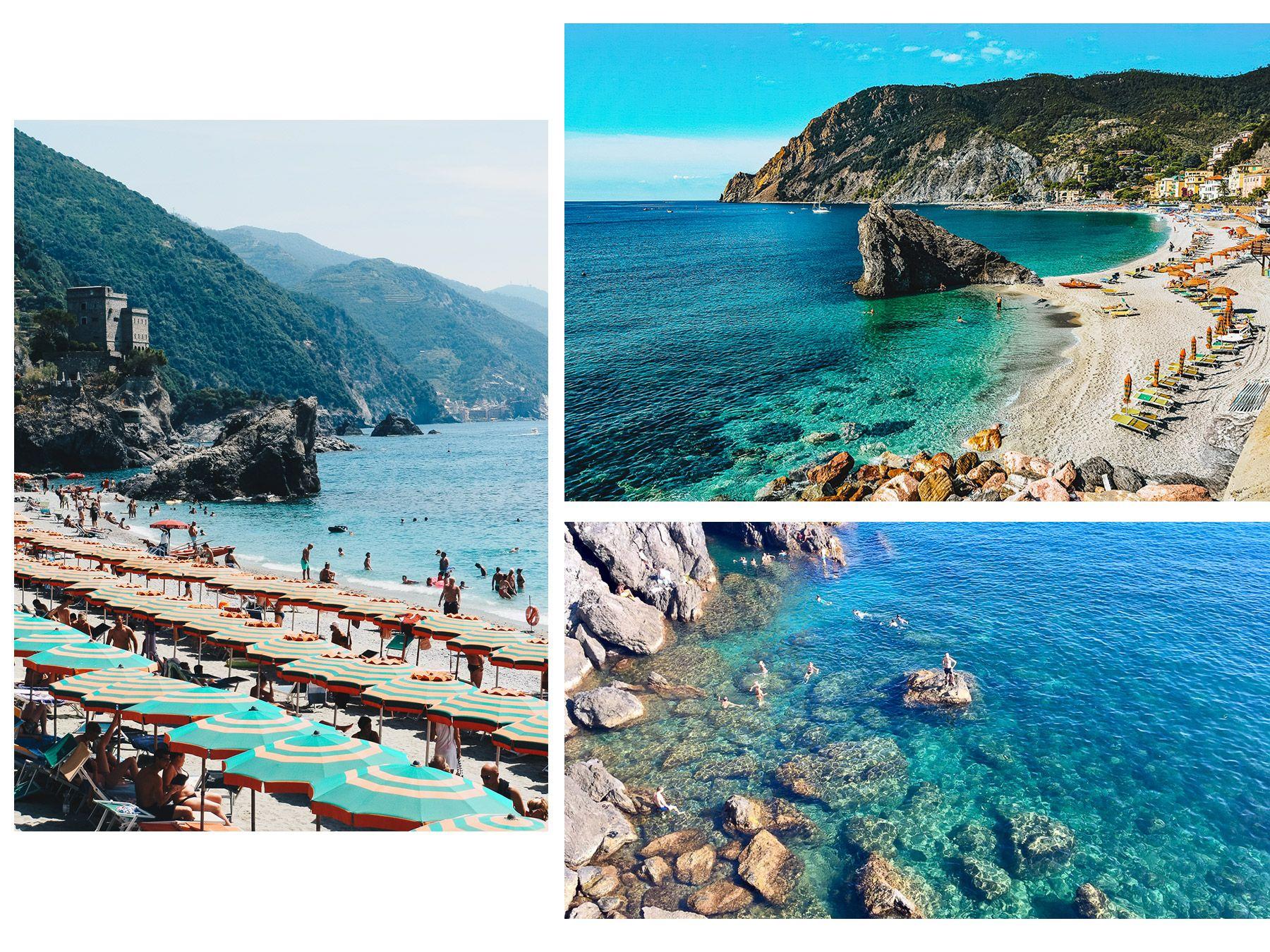 Italie | Cinq terre |Monterosso | Conseils | Guide