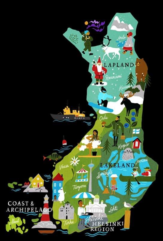 carte-finlande-mademoiselle-voyage