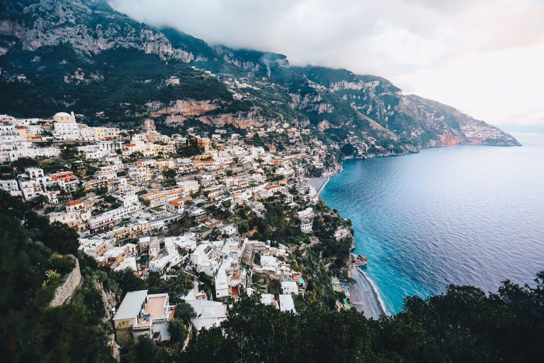 Découvrez la côte amalfitaine et ses villages perchés