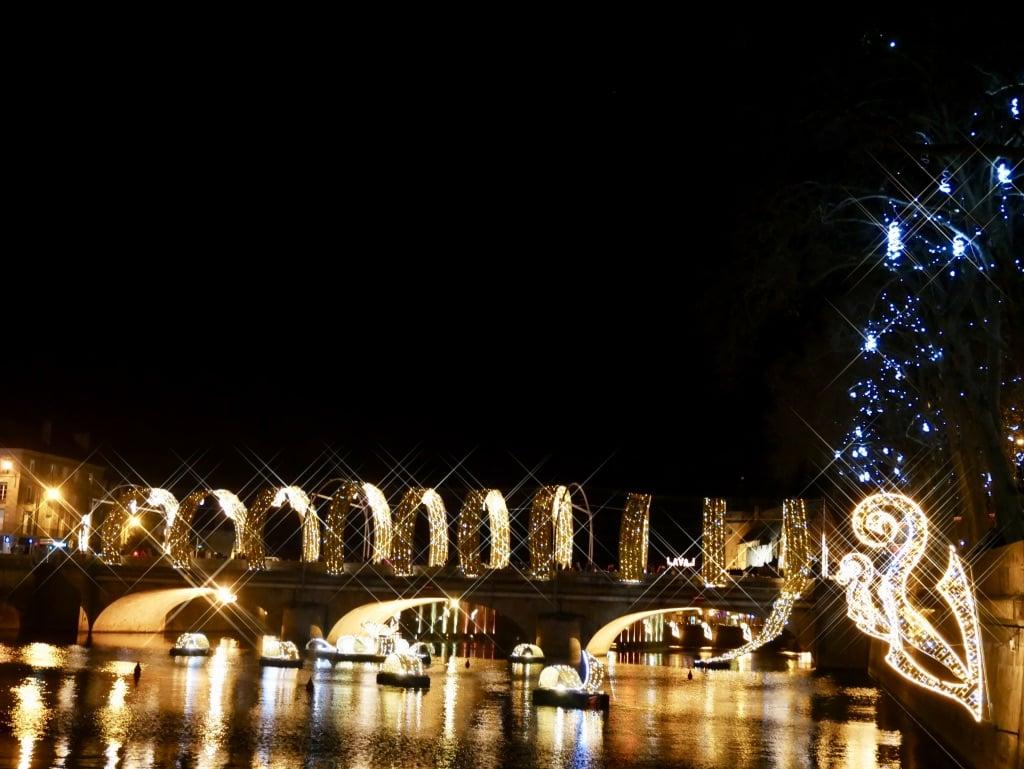 Les lumières de Laval, féerie de Noël le temps d'un weekend