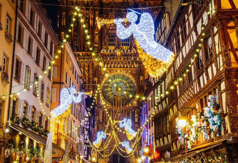 Les plus beaux marchés de Noël d'Alsace