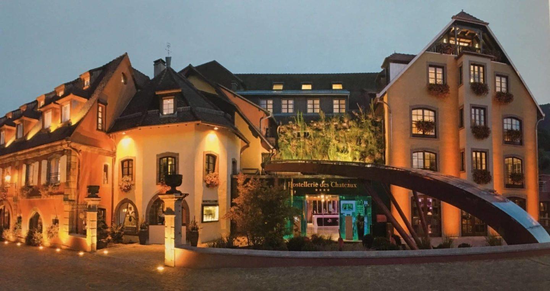 Alsace | Connaissez vous l'hostellerie des châteaux d'Ottrott?
