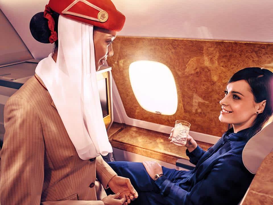 crédit photo Emirates