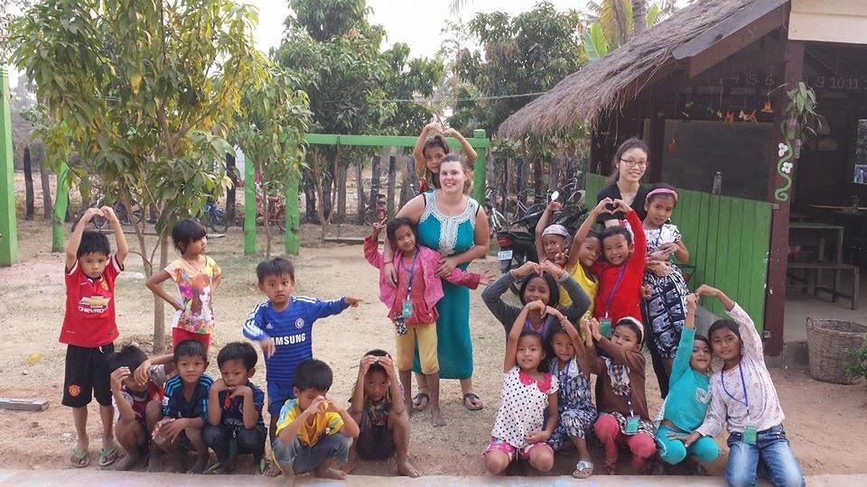 Faites du bénévolat au Cambodge pour voyager autrement