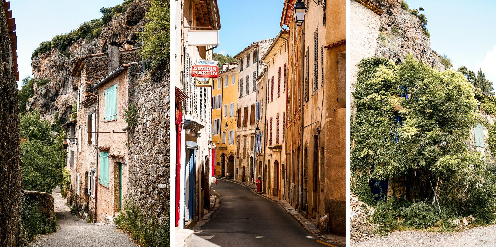 Massif de la Sainte-Baume   Provence   mademoiselle-voyage   conseils   voyage   Cotignac
