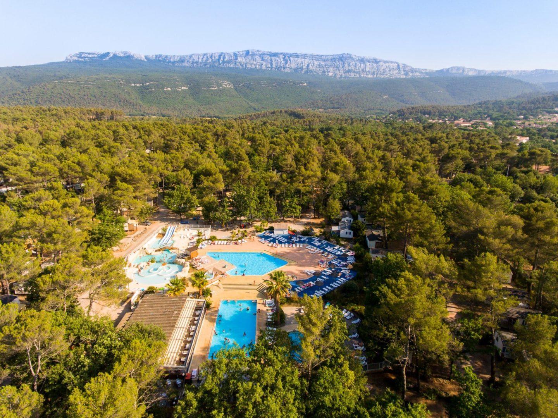 Massif de la Sainte-Baume | La Provence verte entre charme et nature avec les Campings Tohapi