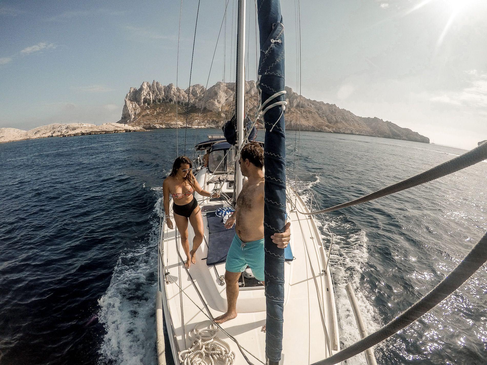 Marseille | conseils | week-end | Hébergement | calanques | croisière | voilier