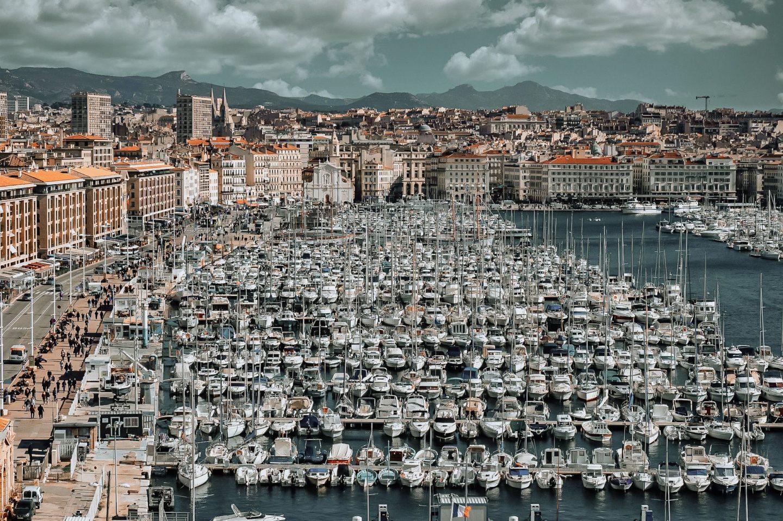 Découvrir Marseille et ses calanques, le temps d'un un weekend