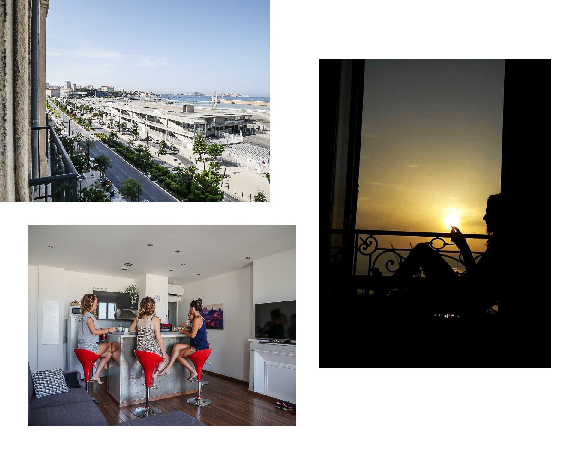 Marseille   conseils   week-end   Hébergement   airbnb