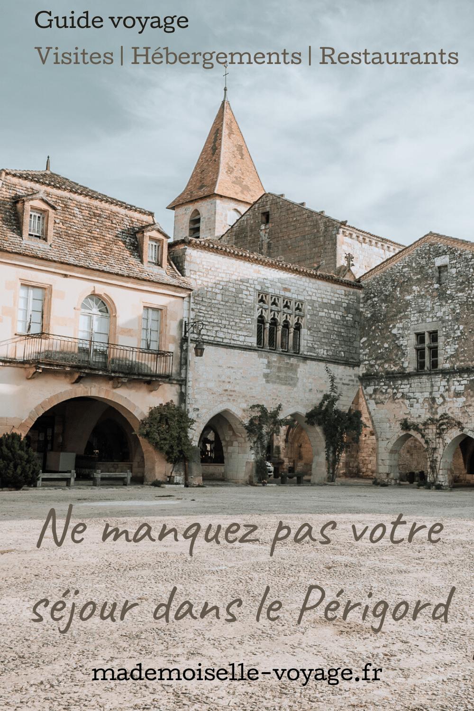 France | dordogne | perigord | conseils | vacances | séjour | guide | mademoiselle-voyage