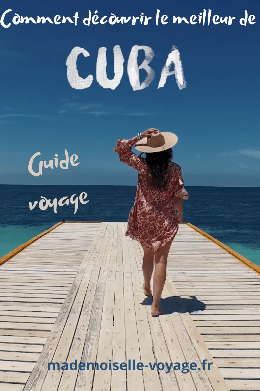 Cuba | guide | conseils | voyage | mademoiselle-voyage