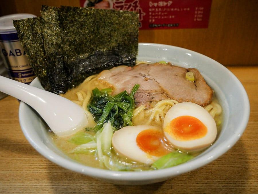 Ramen Japonais facile à préparer