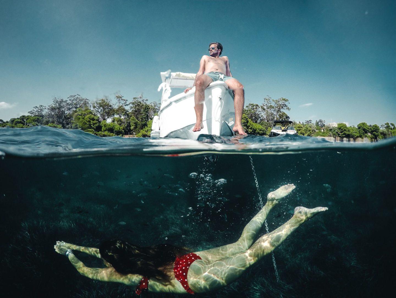 Cannes | J'ai testé le bateau sans permis et solaire aux îles de Lérins