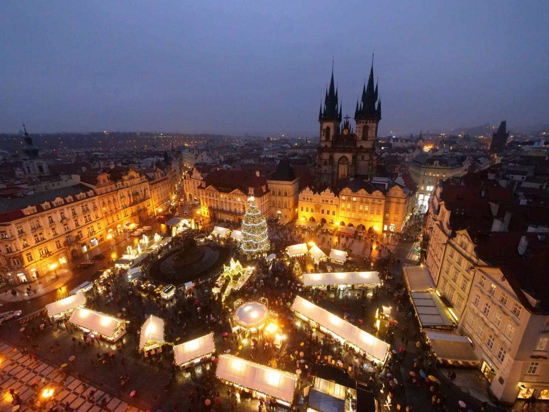 Prague | Découvrez les plus beaux marchés de Noël de la ville