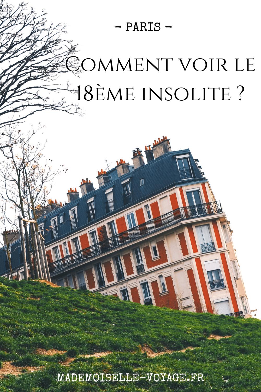 France | Paris | Montmartre | 18eme | conseils | voyage |mademoiselle-voyage