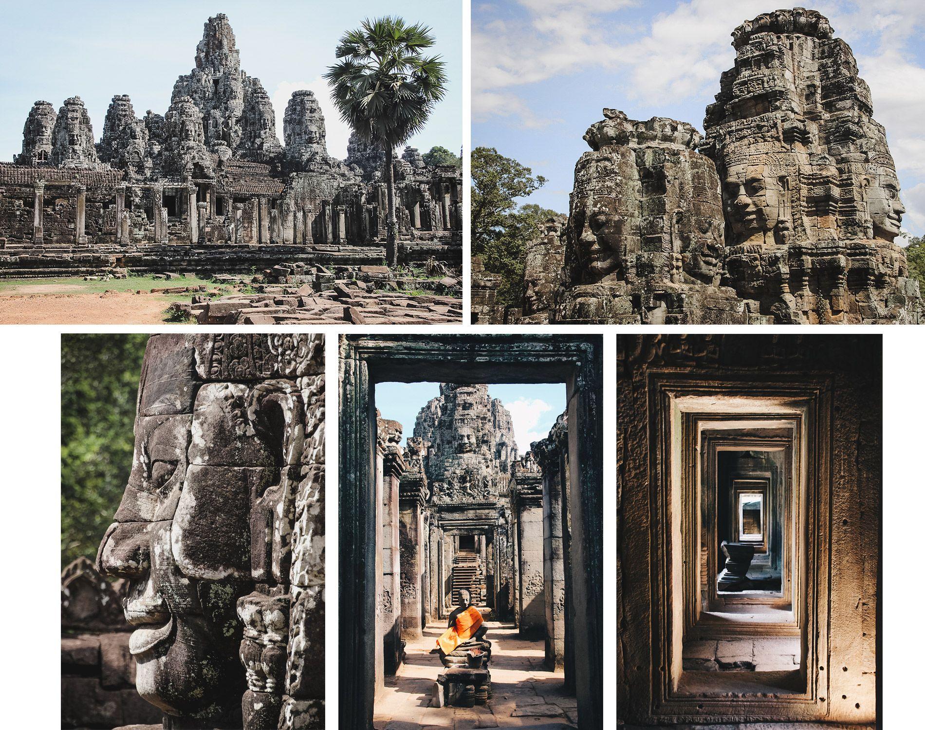 Cambodge | Siemp reap | Angkor