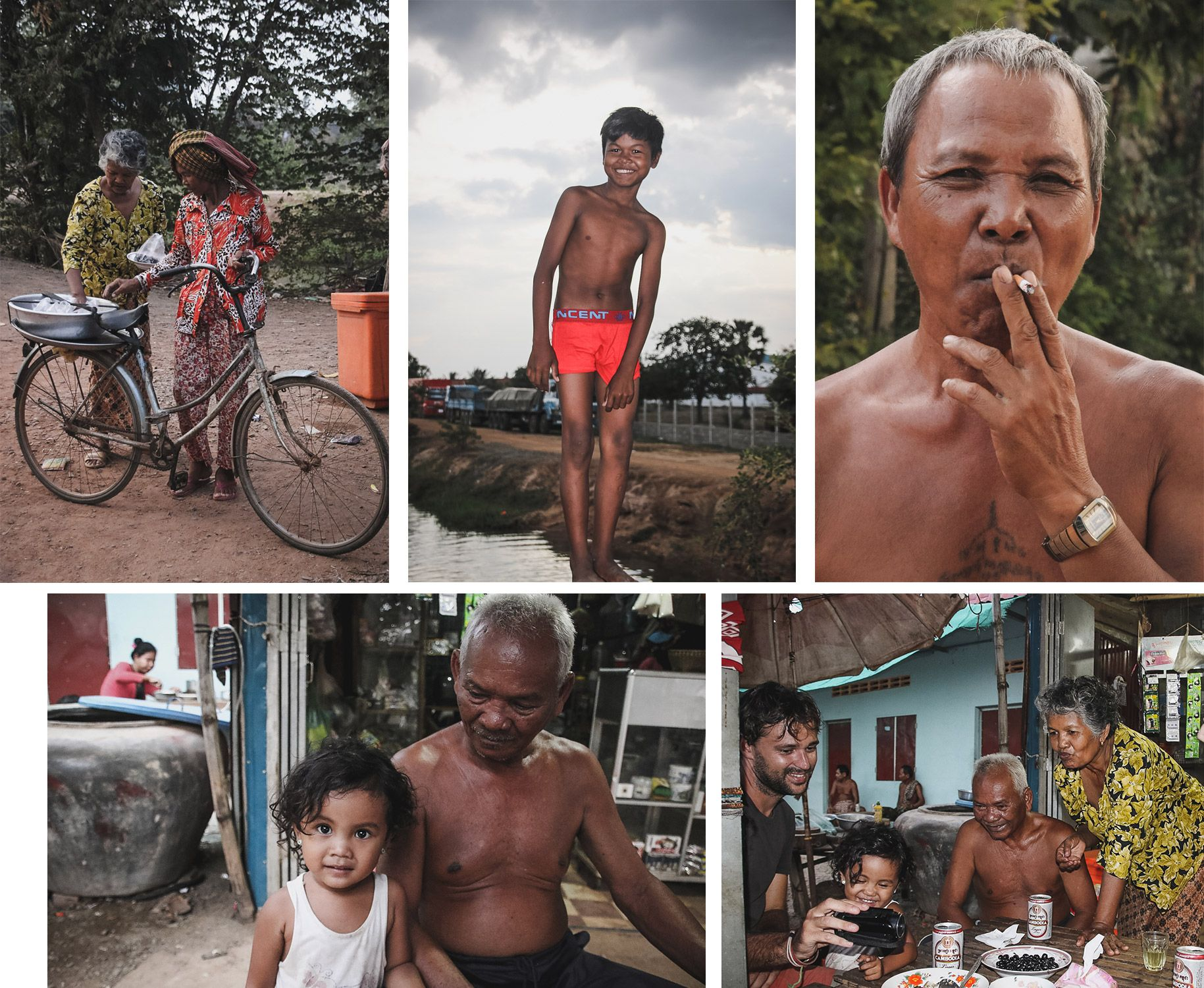 Cambodge | chez l'habitant