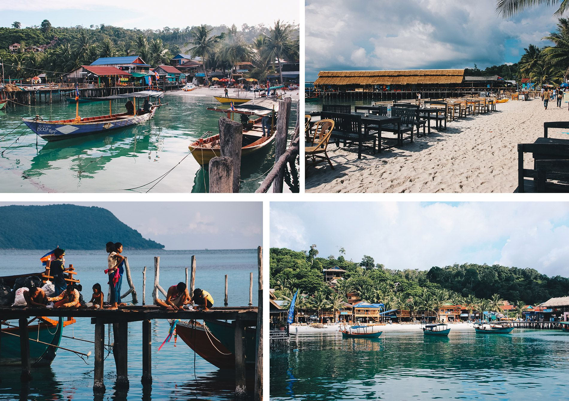 Cambodge | plage | koh rong
