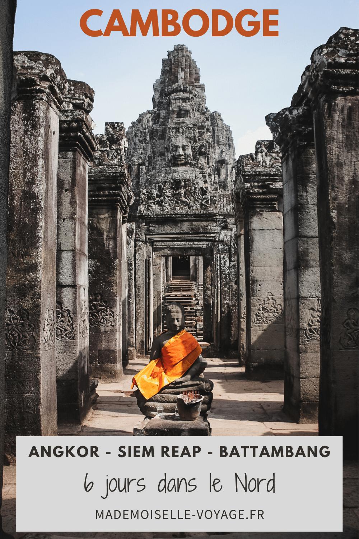 Cambodge | Angkor | siem reap | battambang