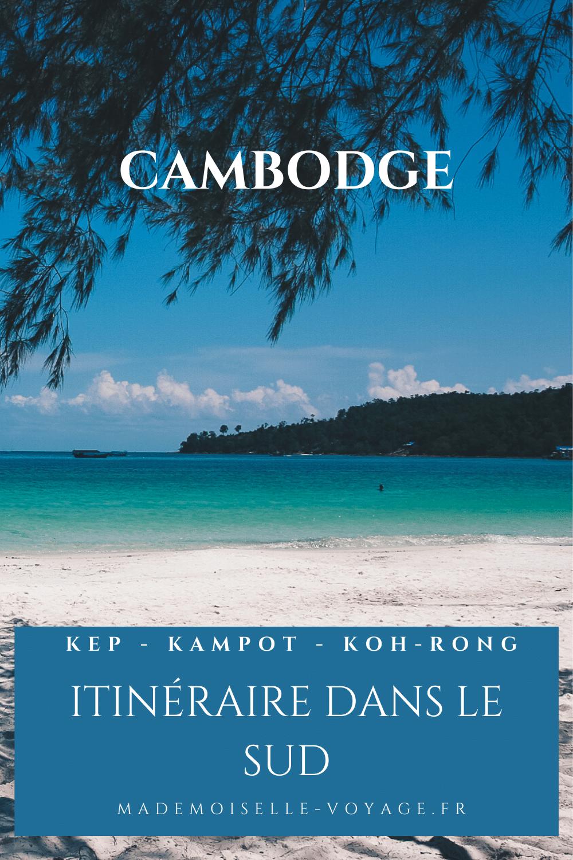 Cambodge | koh rong | kep | kampot | plage | conseil | voyage