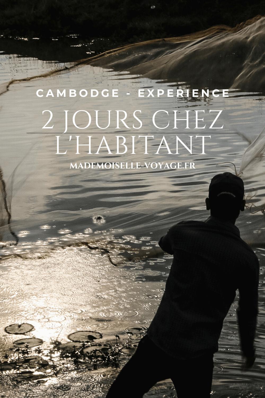 Cambodge | Séjour chez l'habitant | conseil | voyage