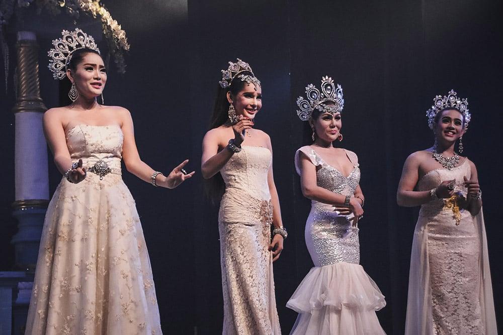 Cambodge | Siemp reap | show trans