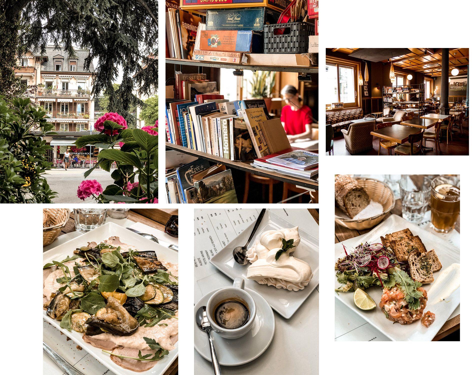Suisse | Lausanne | Centre-ville | restaurant | Mademoiselle-voyage | conseils