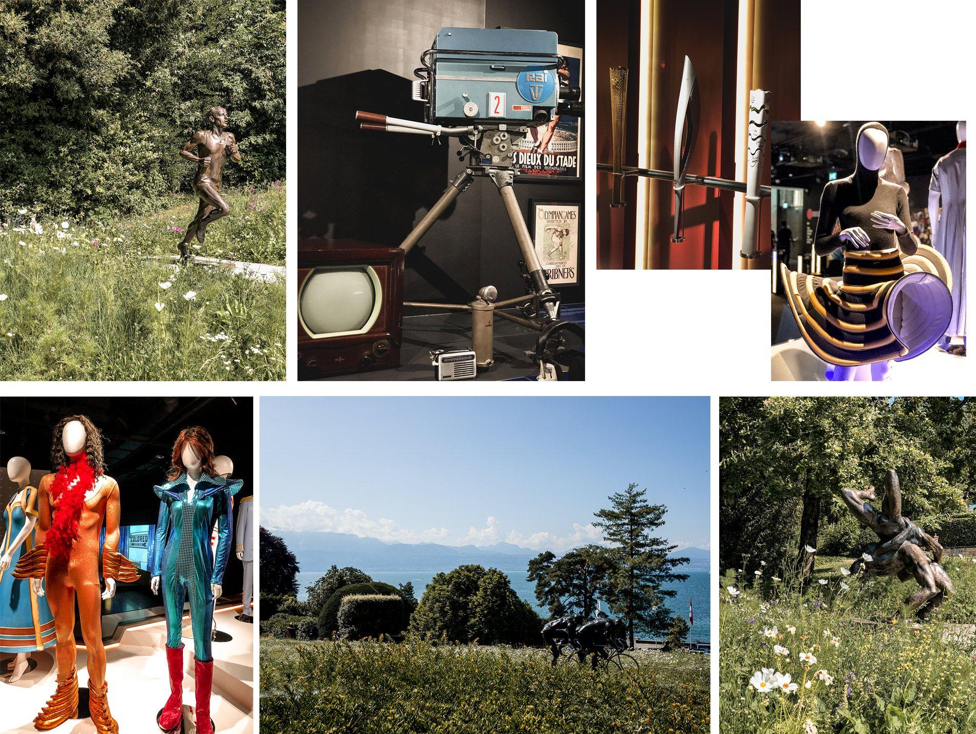 Suisse | Lausanne | musée jeux olympiques | Mademoiselle-voyage | conseils