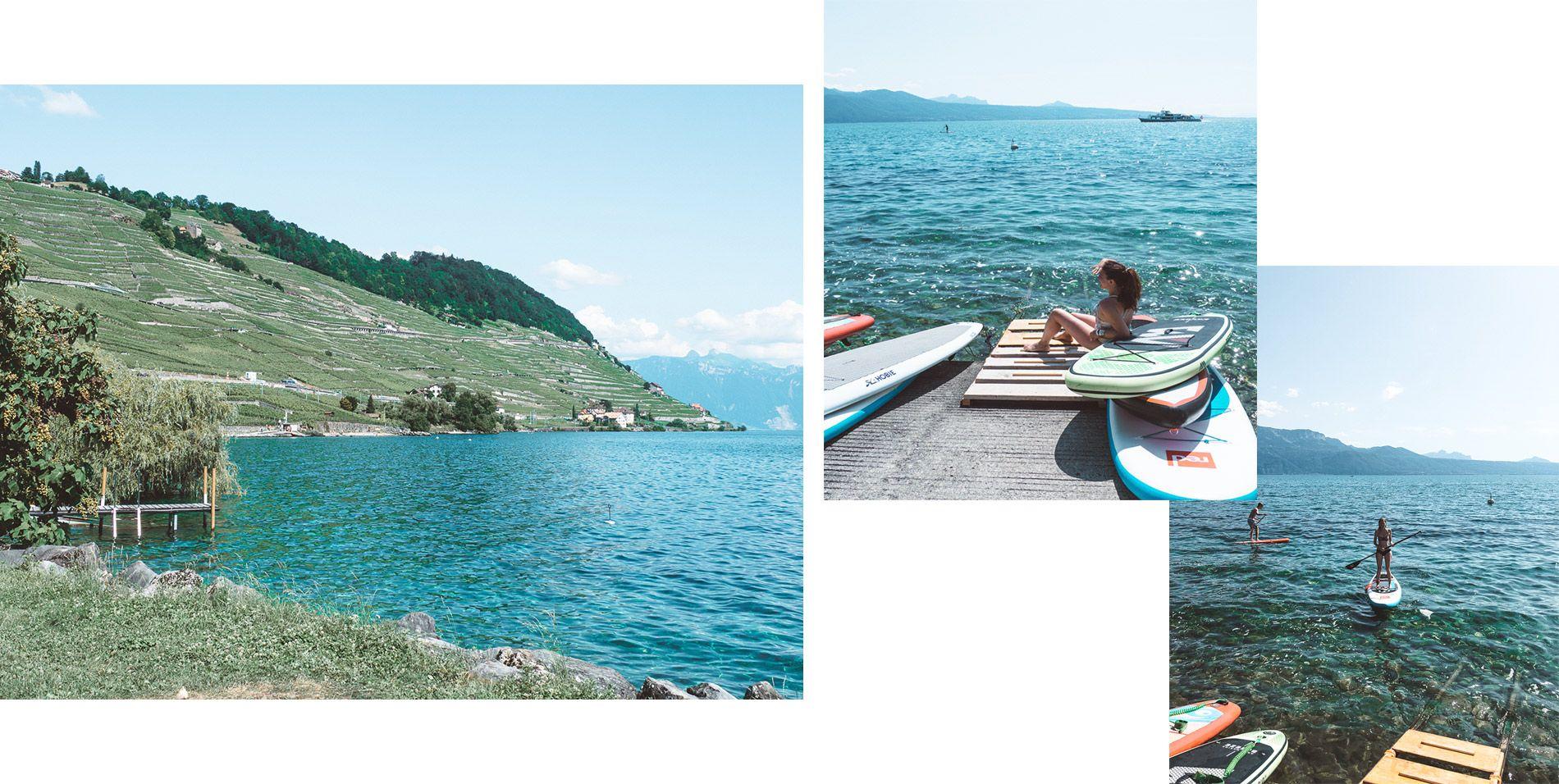 Suisse | Lausanne | lac Leman | Mademoiselle-voyage | conseils