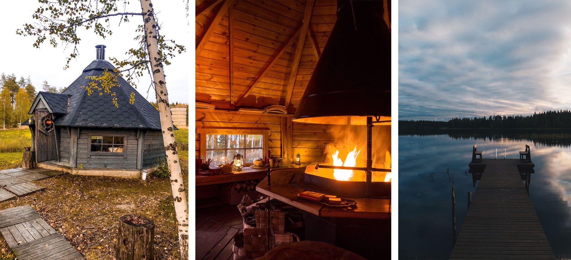 Finlande | Hotel | grands lacs