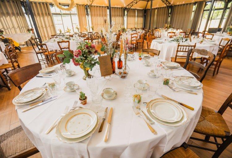 Mon mariage Bohème Folk: choisir le lieu du mariage et le décorer