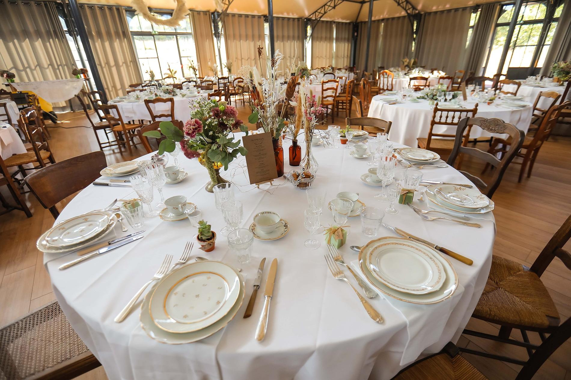 Deco De Table Bretonne lieu de mariage et décoration   mariage bohème  mademoiselle