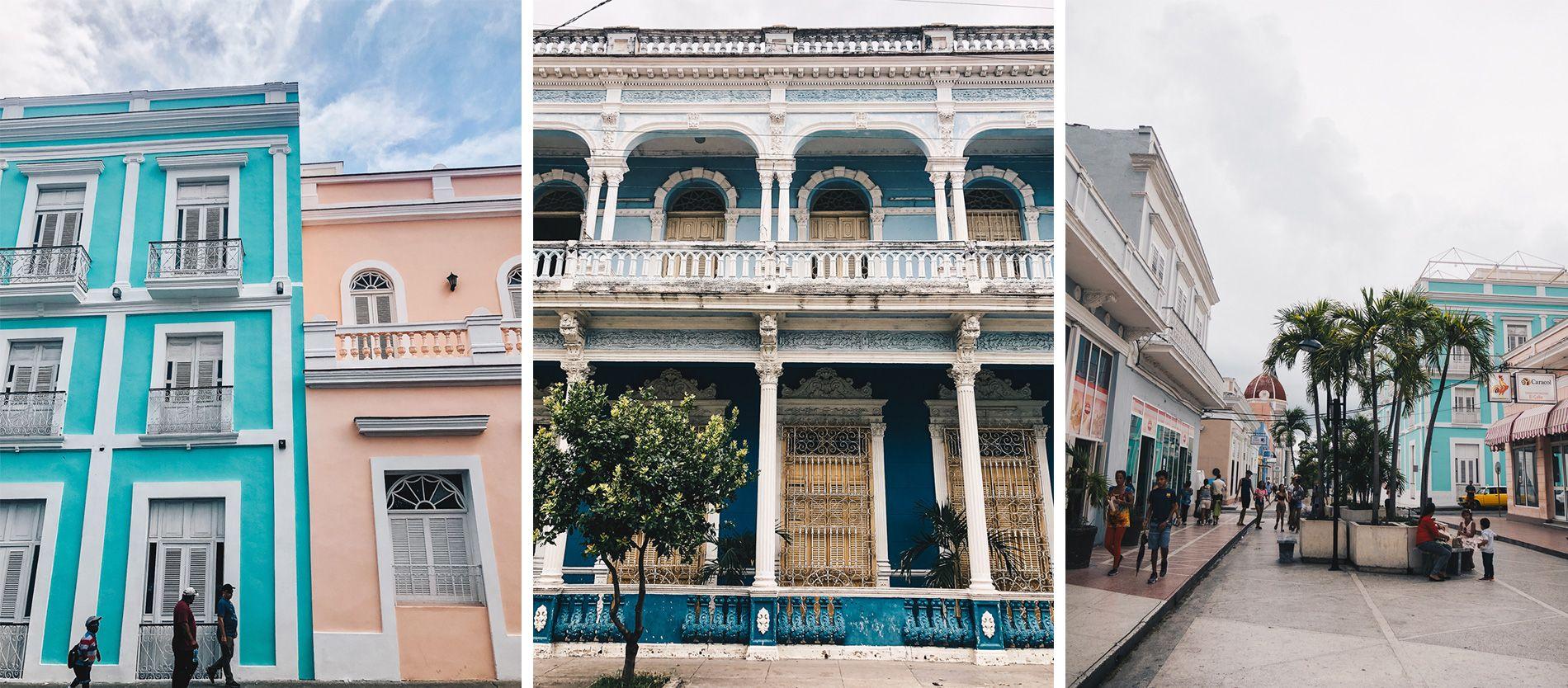 Cuba   Cienfuegos   que voir   quoi faire