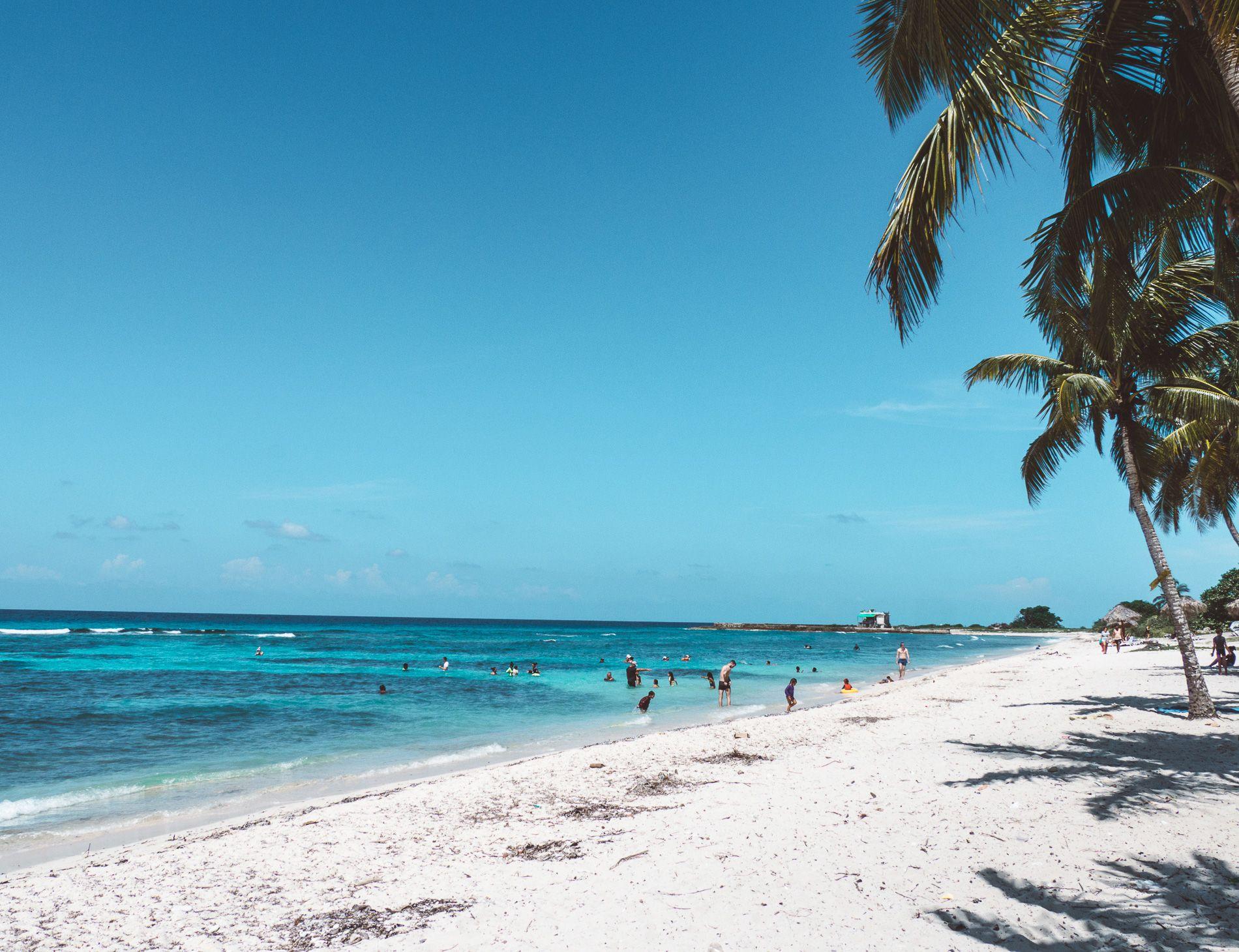 Cuba | carte | cienaga de zapata | playa larga | playa giron | plage